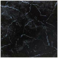 Merola Tile New Oton Negro 13-5/16 in. x 13-5/16 in. Ceramic Floor & Wall Tile (12.31 sq. ft./case)
