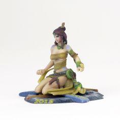 Nu Wa - Smite 2015 World Championships - Limited Edition 3D Prints