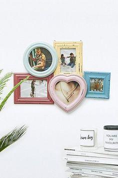 Annabelle Heart Multi Frame