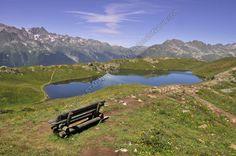 L'Alpe d'HUez Banque d'images Photographies de montagne