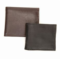 Men's Leather Wallet | HandCrafting Justice $25