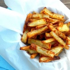 Good For You Fries - Baked, not fried!