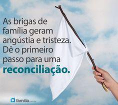 Familia.com.br | Como lidar com brigas de família #Desentendimentos #Familia