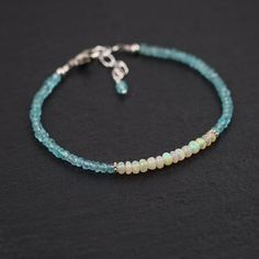 Hey, I found this really awesome Etsy listing at https://www.etsy.com/listing/242587039/ethiopian-opal-apatite-beaded-bracelet