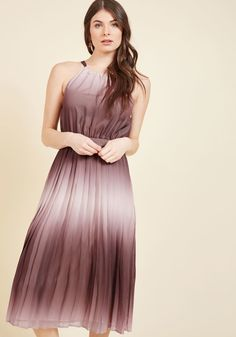 Pure and Ripple Maxi Dress in XL, #ModCloth