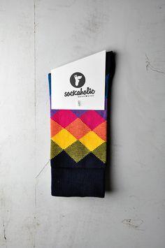 Sockaholic socks