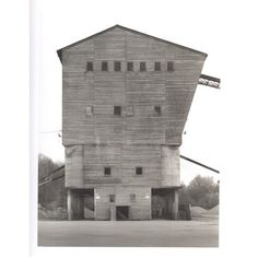 Bernd and Hilla Becher, Caruso ETH –––––– Prof. Adam Caruso ETH Zürich The Work of Bernd and Hilla Becher Dimitri Haefliger - Ariane Senn - Andreas Monn . Industrial Architecture, Vernacular Architecture, Art And Architecture, Ancient Architecture, Miroslav Sik, Bernd Und Hilla Becher, Unusual Homes, Industrial Photography, Construction