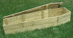 Coffin Construction, detailed plans for a $25 coffin