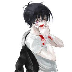 Bloody anime boy Blood Lad