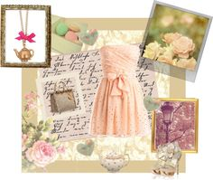 """""""A Tea Party"""" by scifigirl on Polyvore"""