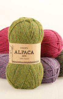 DROPS Alpaca color chart ~ DROPS Design