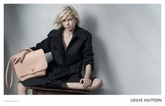 Michelle Williams for Louis Vuitton New Handbag Campaign