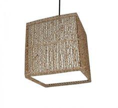 #Luminária #ecológica artesanal com #fibradeAçaí