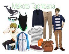 Designer Clothes, Shoes & Bags for Women Casual Cosplay, Cosplay Outfits, Anime Outfits, Cosplay Costumes, Anime Inspired Outfits, Character Inspired Outfits, Cosplay Informal, World Book Day Outfits, Makoto Tachibana