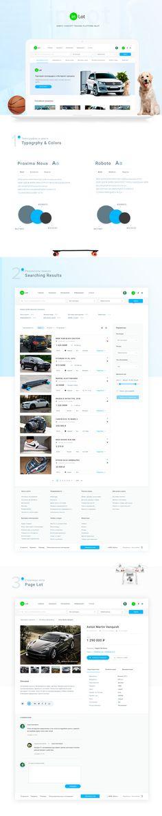 "查看此 @Behance 项目:""Simply Concept Trading Platform   inLot""https://www.behance.net/gallery/43097615/Simply-Concept-Trading-Platform-inLot"