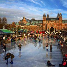 Pontos turísticos em Amsterdam: Rijksmuseum