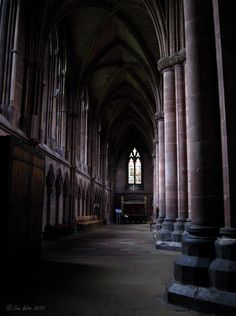 A dedication to Gothic cathedrals and architecture. Carlisle England, England And Scotland, Urban Exploration, Beautiful Buildings, Cathedrals, Abandoned Places, Old And New, Stained Glass, Medieval