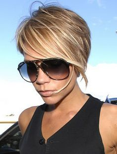 Not sure what about this pic I love most... Her, her hair, her glasses?  I just love it!