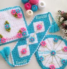 46 diferentes modelos de tricô de fibra que você nunca viu antes Mehndi, Diy And Crafts, Arts And Crafts, Crochet Towel, Rainbow Crochet, Sunflower Tattoo Design, Crochet Flower Patterns, Yarn Shop, Baby Knitting