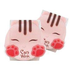 Tony Moly Cats Wink Clear (powder foundation) too cute!