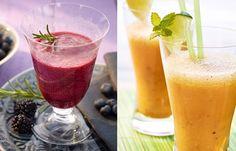 Schnell selbst gemacht: Smoothie-Rezepte