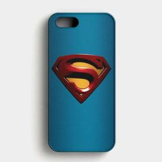 Superman Logo iPhone SE Case its a case, a protective yet stylish shield between your phone and accidental bumps, drops, and scratches. Iphone Logo, Iphone Se, Superman Logo, Phone Cases, Logos, Products, Logo, Phone Case, Gadget