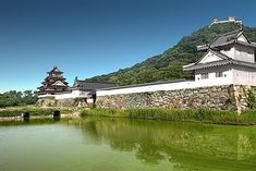 Medieval Houses, Japan Style, Japan Fashion, Historical Sites, Japanese Art, Castles, Culture, Mansions, House Styles