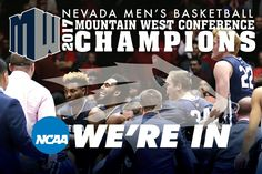 CONGRATULATIONS  University of Nevada Reno !!! Mountain West Conference CHAMPIONS !!!2017 GO WOLF PACK !!!