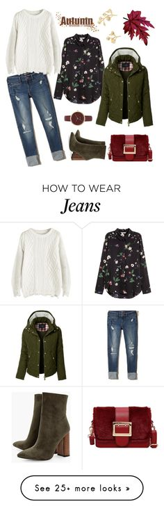 """n.t."" by steffilovesyou88 on Polyvore featuring Boohoo, Hollister Co., LE3NO, Nine West and Kenneth Jay Lane"