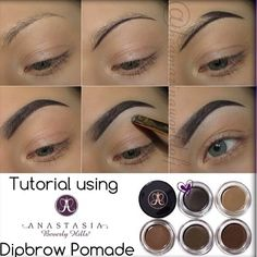 I've heard a lot of buzz about Anastasia Beverly Hill products. I need to give this Dipbrow Pomade a try.