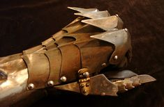Witch-king's armour, Kropserkel