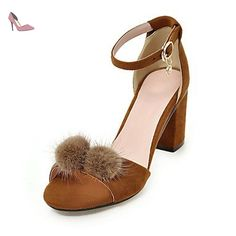 2017 Cross bandage high thick heels sandals vintage thick heels lace up  gladiator shoes in summer cut-out rome knight sandals   Women's Shoes    Pinterest ...