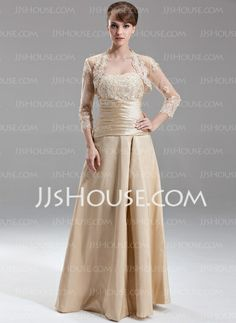 Bridesmaid Dresses - $126.99 - A-Line/Princess Sweetheart Floor-Length Taffeta Bridesmaid Dress With Ruffle Lace Beading (007002095) http://jjshouse.com/A-Line-Princess-Sweetheart-Floor-Length-Taffeta-Bridesmaid-Dress-With-Ruffle-Lace-Beading-007002095-g2095