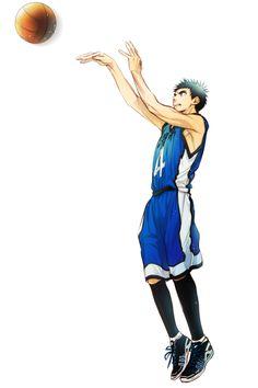 ピヨ (Pixiv440645), Kuroko no Basuke, Kasamatsu Yukio, Basketball Ball, Basketball Uniform