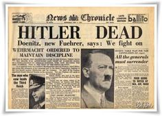 Famous Newspaper Headlines - Bing Images