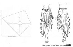 Without Sewing Skirt