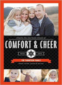 Whipperberry: Holiday Card 101 | Three Great Options for your Holiday Photo Cards