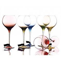 PRODUCTS :: LIVING AND DESIGN :: Kitchen :: Sets :: Sera-Irida, набор бокалов для красного вина (6 шт.)