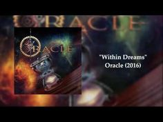 Oracle - Within Dreams My Life, Dreams, Metal, Movies, Movie Posters, Films, Film Poster, Metals, Cinema