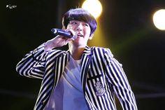[HQ] 160424 BAEKHYUN AT KPOP TOP GROUP CONCERT