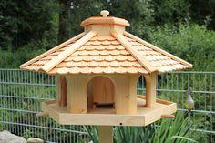 Wood Crafts - Portakal - Just Thinking Bird Feeder Plans, Bird House Feeder, Bird House Plans, Bird House Kits, Garden Projects, Wood Projects, Wooden Windmill, Bird Tables, Homemade Bird Feeders