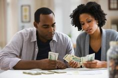 My soul mate and I are financially prosperous, and we build our wealth together.