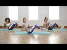 20-Minute Full-Body Fit and Sexy Sculpting Workout - YouTube