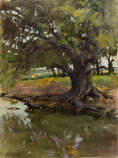 Patrick Saunders Fine Arts - Plein Air