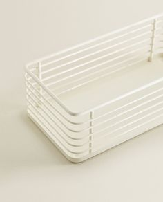 Zara Home New Collection Zara Home Collection, Storage Baskets, Home Goods, Improve Yourself, Cleaning, Bath Organizer, Image, Metallic