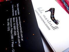 marca + tarjeta personal