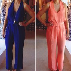 jumpsuit with sheer legs