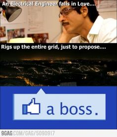 An electrical engineers proposal
