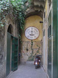 Antica Dolceria Bonajuto, Modica, Sicily