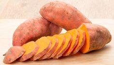 Die süße Knolle, richtig gelagert #sweetpotatoe #howto #store #storage #healthy #vegetable